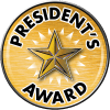 City Wide Chem-Dry Presidents Award